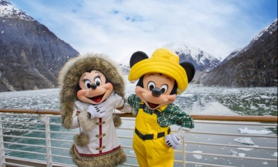 Disney Cruise Line  - Disney Wonder - Alaska 7 noches