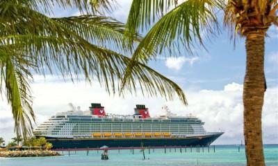 Disney Cruise Line - Disney Fantasy  - Caribe Este 7 noches