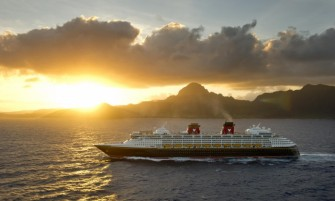 Disney Cruise Line - Disney Wonder  - Costa Oeste 5 noches