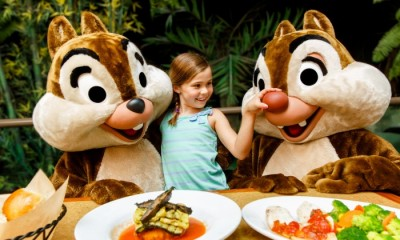 Walt Disney World Resort - 40% OFF en Plan de Comidas Rápidas