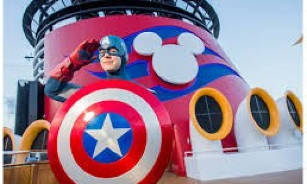 Marvel en Alta Mar!!! Crucero Disney Magic  - Caribe Oeste 5 noches