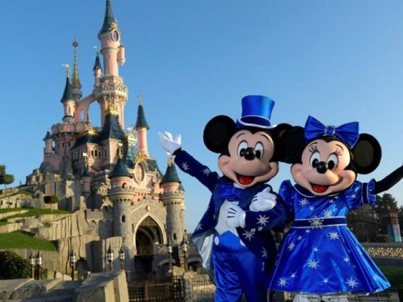 Disneyland Paris Ticket 2 días - 2 Parques