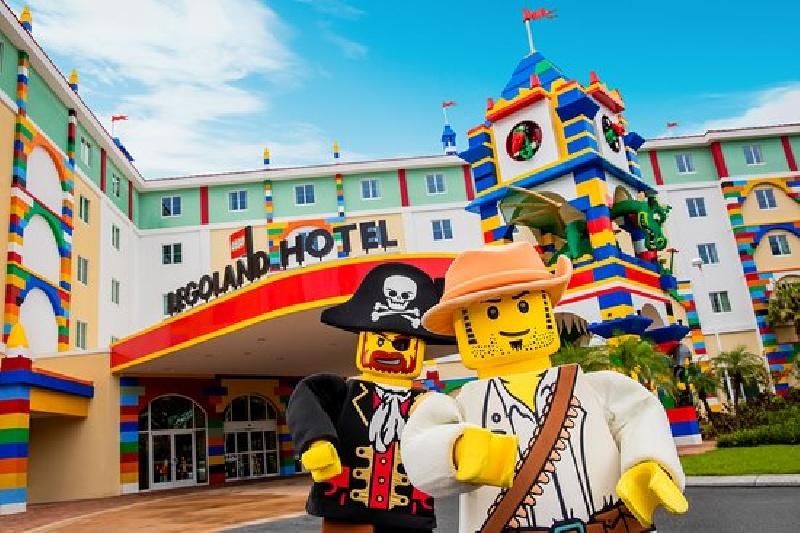 Legoland - 1 día de pase