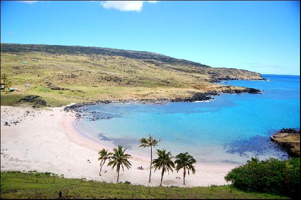 Isla de Pascua en 3*
