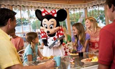 Walt Disney World Resort - Plan de Comidas Rápidas GRATIS!!!!