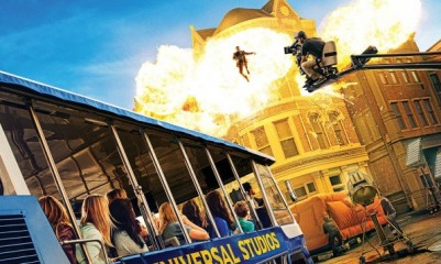 Oferta CyberMonday Universal Studios Hollywood - Ticket 2 x 1 días
