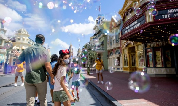 Walt Disney World Resort + Universal Orlando Resort 2021