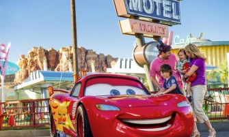 Disneyland - Pases