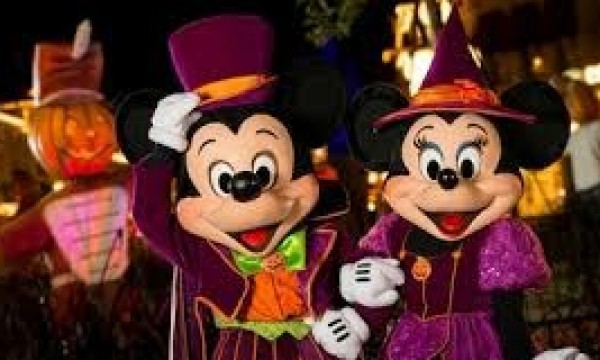 HALLOWEEN en Walt Disney World !!! Octubre 2019
